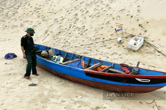 Bình Định: Ngư dân bất ngờ gặp nạn, tìm thấy 1 thi thể, 1 nạn nhân đang mất tích