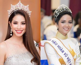 Hoa hậu Quốc dân: Phạm Hương không xứng bằng H'Hen Niê?