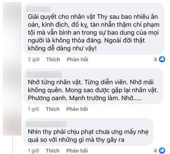 Kết phim ''huề cả làng'' của Hương vị tình thân bị khán giả ''phản đối gay gắt'', quá nhạt và hụt hẫng