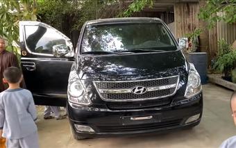 Tịnh thất Bồng Lai rước ''siêu xe'' Limousine bạc tỷ, khoe: Xin 3 người đã đủ tiền mua