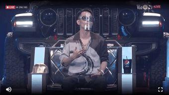 'Quái vật' Rap Việt