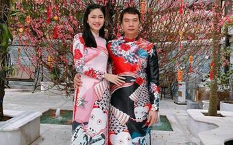 Á hậu Thanh Tú sinh con thứ hai cho chồng đại gia