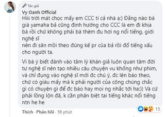 Vy Oanh tung bằng chứng 'vạch trần' chiêu trò của bà Hằng,bức xúc công khai toàn bộ kế hoạch sắp tới