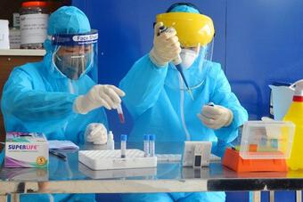 Ca dương tính vừa được phát hiện tại Hải Phòng đã được tiêm 2 mũi vaccine