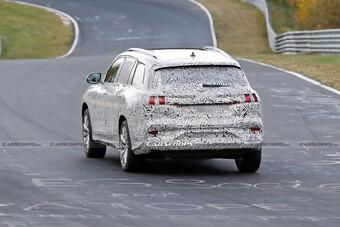 Audi Q9 xuất hiện trên đường thử